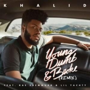 Instrumental: Khalid - Young, Dumb & Broke (Remix) Ft. Rae Sremmurd & Lil Yachty